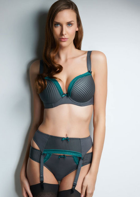 TAYLOR-CHARCOAL-UNDERWIRED-MOULDED-PLUNGE-BRA-4971-THONG-4977-SUSPENDER-4979.jpg