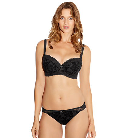 MAE-BLACK-UNDERWIRED-PADDED-HALF-CUP-BRA-9101-BRAZILIAN-THONG-9107-F.jpg